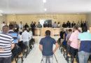 Sessão marca início dos trabalhos da Câmara de Vereadores