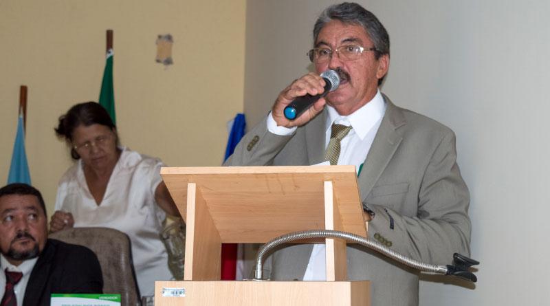 Vereador Zé do Rufino defende Indicação