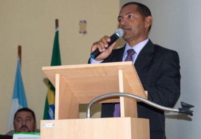 Vereador Zé Neto do Riacho Indica construção de Canal