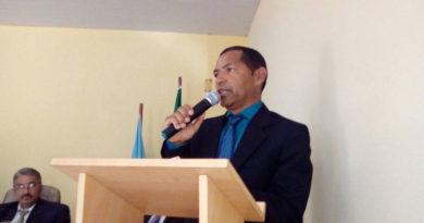 Vereador Zé Neto do Riacho defende Indicação