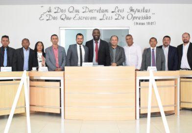 Câmara Municipal realiza Sessão Solene de abertura do Ano Legislativo 2020