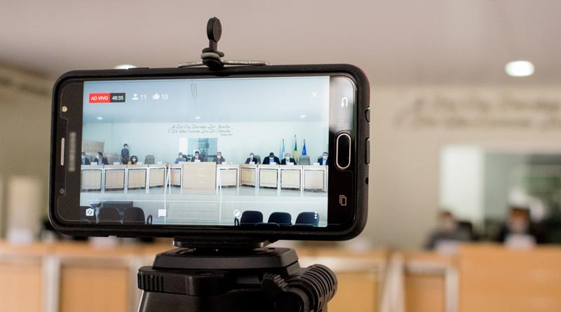 Sessão Ordinária da Câmara Municipal de Sento-Sé, dia 23 de abril de 2020