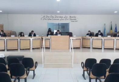 Sessão Ordinária da Câmara Municipal de Sento-Sé, 16 de abril de 2020